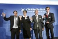 Premiere für CMS Purus Innovation Award - Branchen-Auszeichnung wird am 19. September als Innovationspreis für intelligente Produkte und Lösungen verliehen