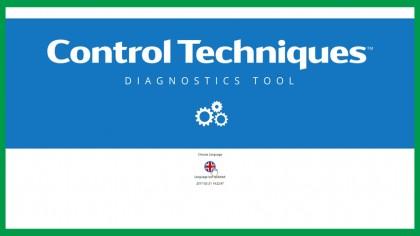 Control Techniques Diagnostic App