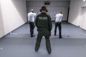 Kaercher B40, B90 Schiessbahn Polizei Dortmund