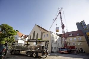 Stadttheater Lindau und ENGIE Kältetechnik