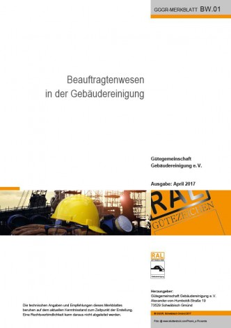 RAL_Titel_Merkblatt_Beauftragtenwesen