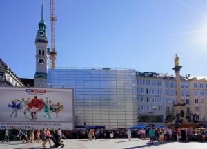 Layher Marienplatz Muenchen