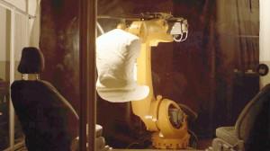 Ford-Roboter imitiert menschliches Gesäß: Test zur Dauerbelastbarkeit von Fahrzeugsitzen