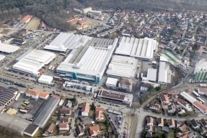 Production plant Moosburg