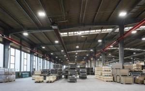 Ein modernes Lichtmanagement sorgt für eine optimale Ausnutzung