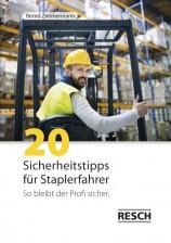 20 Sicherheitstipps für Staplerfahrer