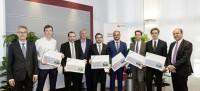 Schaeffler FAG Stiftung Preisverleihung Innovation Award 2017 (0