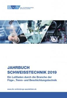 Jahrbuch Schweißtechnik