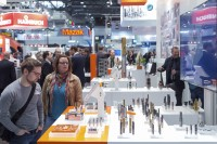 Intec 2017 - Leipziger Messe am 08.03.2017