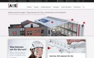 ABS Safety web