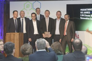 GERMAN RENEWABLES AWARD 2017, Cluster Erneuerbare Energien Hambu