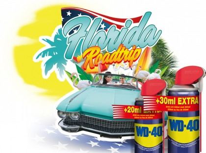 WD-40 Roadtrip