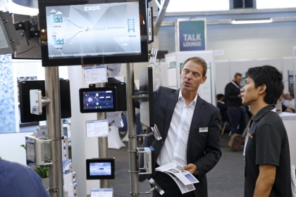 Fachmesse all about automation