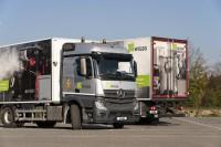 WISAG Zweiter Hochdruckpumpen-Lkw