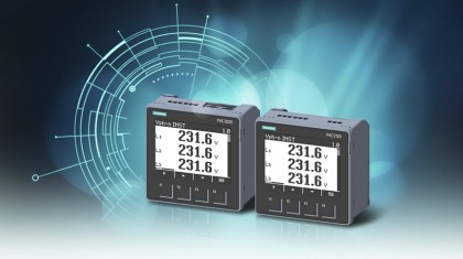 New measuring devices from Siemens capture energy data with higher accuracy