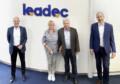 Leadec und Gunter Scholz Geschäftsführer