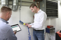 Rotpunkt Kuechen setzt bei Leckage-Management auf Druckluftspezialisten Oltrogge