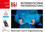 B&I Industrie-Zeitung Ausgabe August 2020