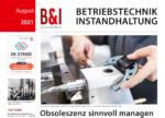B&I Industrie-Zeitung Ausgabe August 2021