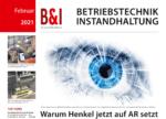 B&I Industrie Zeitung Ausgabe Februar 2021