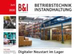 B&I Industrie-Zeitung Ausgabe Juni 2020