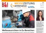 B&I Messezeitung zur maintenance Dortmund 2020