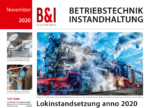 B&I Industrie-Zeitung Ausgabe November 2020