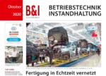 B&I Industrie-Zeitung Ausgabe Oktober 2020